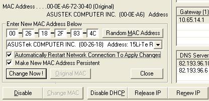 change-mac