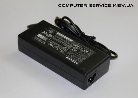 Блок питания для ноутбука TOSHIBA 15V 5A