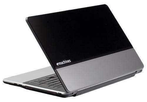 Ноутбуки eMachines