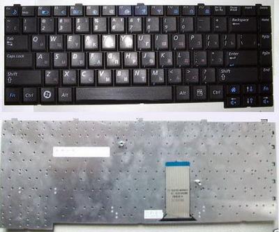 Клавиатура для ноутбука Samsung R18, R20, R25, R25 plus