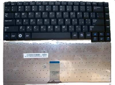 Клавиатура для ноутбука Samsung P510, P560, R39, R40, R58, R58+, R60, R60+, R70, R408, R458, R510, R560