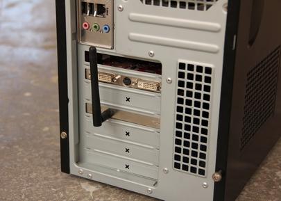 Установка WiFi адаптера в стационарный компьютер