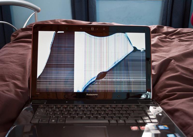 Как сделать так чтобы разбитый экран работал 152