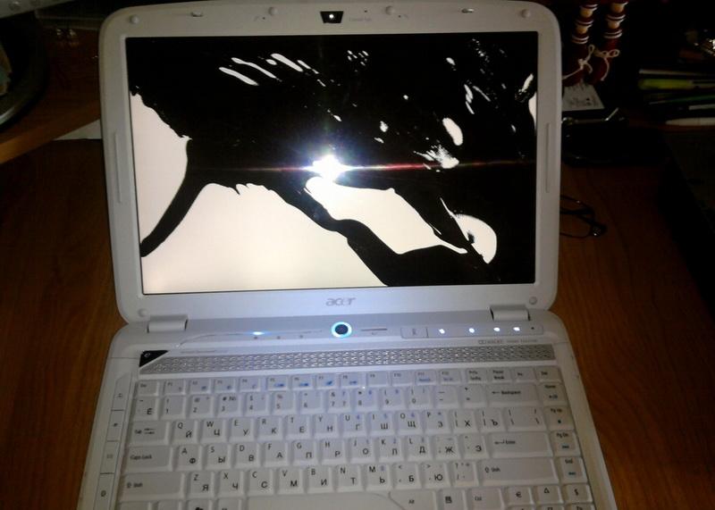 Замена экрана ноутбука в Киеве
