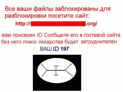 Вирус-шифровальщик Trojan.Encoder