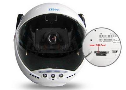 3G беспроводная камера ZTE MF58