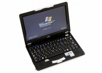 Ноутбук JVC MP-XP7220KR
