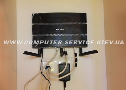 internet kabel router