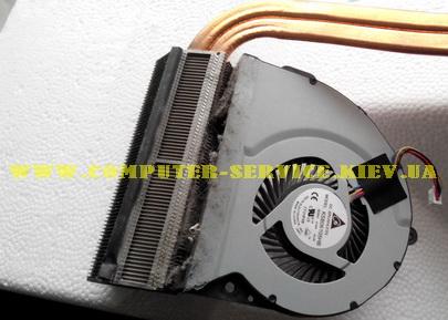 Не крутится вентилятор в ноутбуке