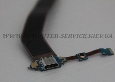 Оригинальный шлейф разъёма зарядки для Samsung Galaxy Tab 3 (GT-P5200).