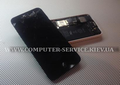 Битый iPhone 5C